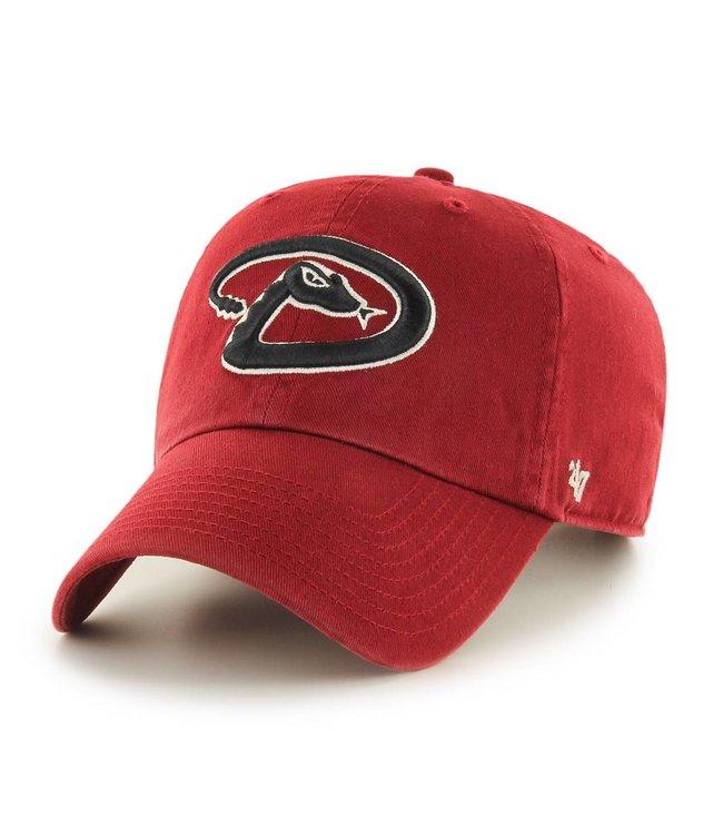 '47 BRAND Arizona Diamondbacks Clean Up Hat