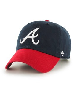 '47 BRAND ATLANTA BRAVES CLEAN UP