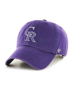 '47 BRAND COLORADO ROCKIES CLEAN UP
