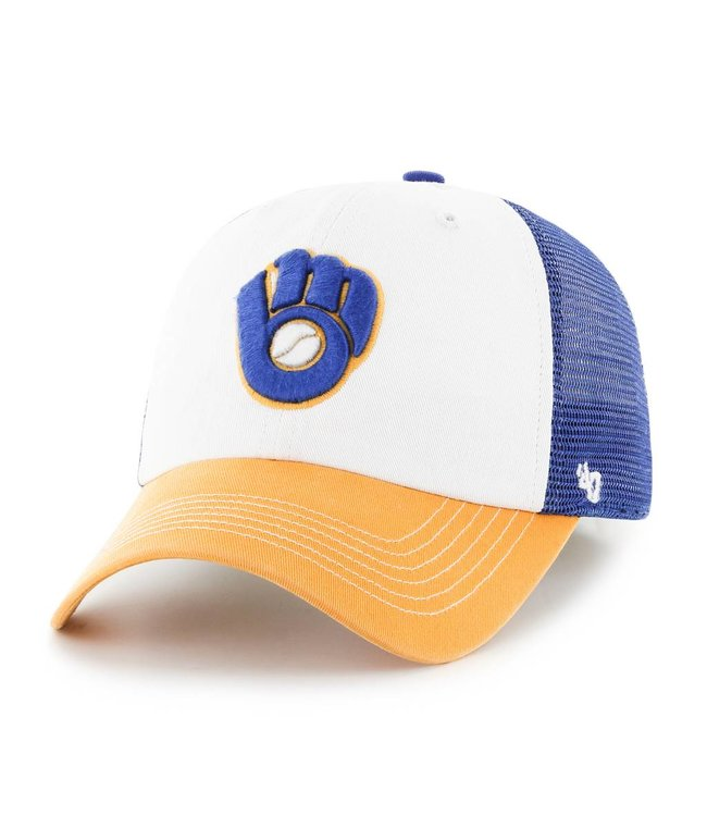 '47 BRAND Milwaukee Brewers McKinley '47 Closer Hat