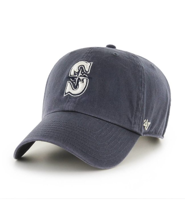 '47 BRAND Seattle Mariners Clean Up Hat