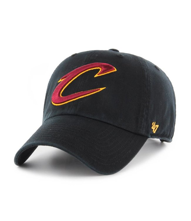 '47 BRAND Cleveland Cavaliers Clean Up Hat