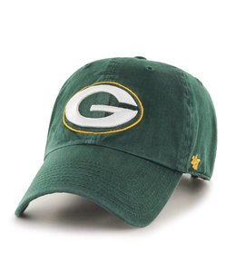 '47 BRAND GREEN BAY PACKERS CLEAN-UP HAT