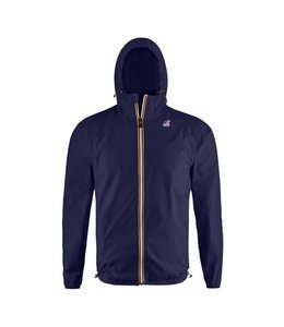 K-WAY LE VRAI CLAUDE 3.0 - NAVY
