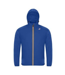 K-WAY LE VRAI CLAUDE 3.0 - ROYAL BLUE