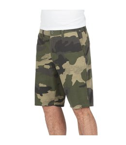 VOLCOM SURF N' TURF FRICKIN MIX HYBRID SHORT