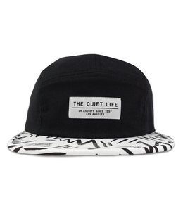 THE QUIET LIFE ZIGGITY 5 PANEL HAT