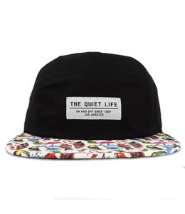 THE QUIET LIFE BIRDS OF PARADISE 5 PANEL HAT