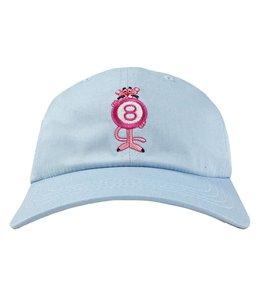 HUF PINK PANTHER 8BALL DAD HAT