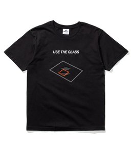 UNDEFEATED USE THE GLASS TEE