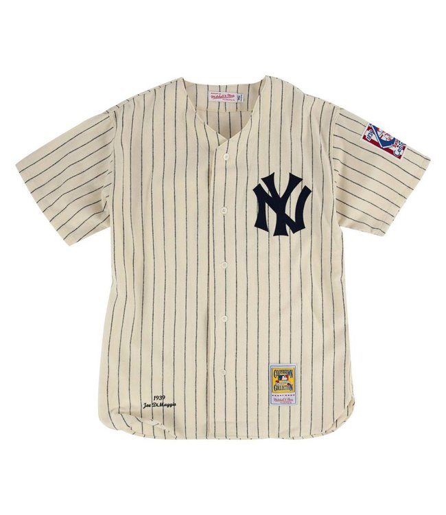 MITCHELL AND NESS Joe DiMaggio 1939 Authentic Jersey New York Yankees