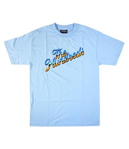 THE HUNDREDS CHROME SLANT TEE