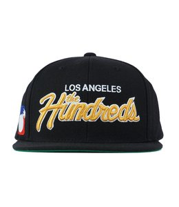 THE HUNDREDS TEAM TWO SNAPBACK