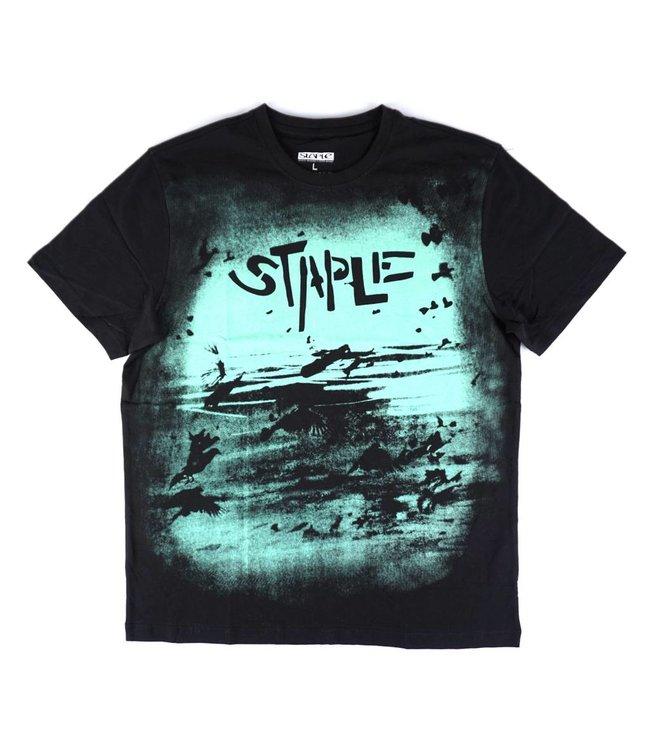 STAPLE Tribe Flock T-Shirt