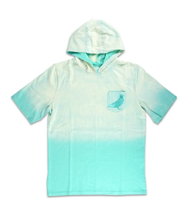 STAPLE Hooded Pocket T-Shirt