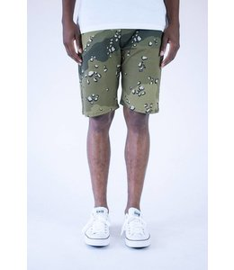 KENNEDY DENIM CO. 5 POCKET RIPSTOP SHORT