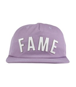 HALL OF FAME ARCHED STRAPBACK