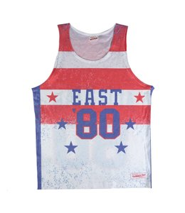 MITCHELL AND NESS NBA ALL-STAR PLAYOFF WIN SUBLIMATED TANK