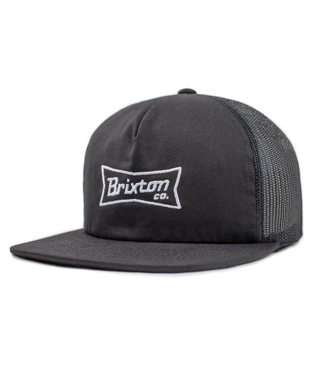 BRIXTON PEARSON MESH SNAPBACK HAT