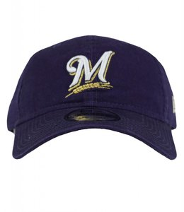 NEW ERA MILWAUKEE BREWERS STRAPBACK