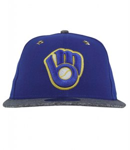 NEW ERA MILWAUKEE BREWERS 2016 ALL STAR FITTED