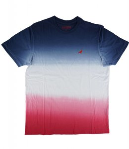 STAPLE GRADIENT TEE