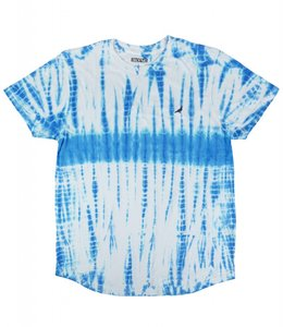 STAPLE TIE STRIPE TEE