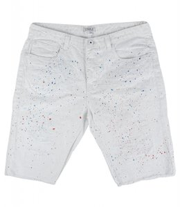 STAPLE FLECK DENIM SHORT