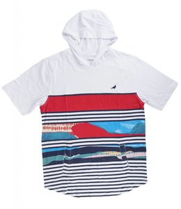STAPLE PRIMARY HOODED TEE
