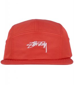 STUSSY SMOOTH STOCK CAMP STRAPBACK