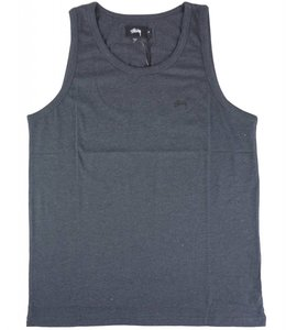 STUSSY HEATHER O'DYED TANK