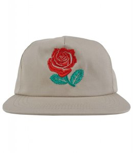THE HUNDREDS BIG ROSE SNAPBACK