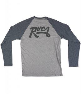 RVCA LOOP BACK RAGLAN