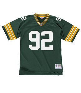 MITCHELL AND NESS REGGIE WHITE 1996 REPLICA JERSEY