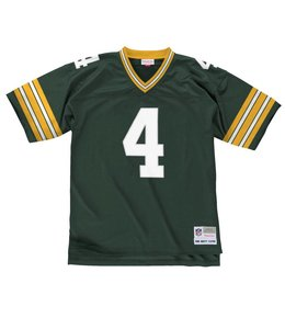 MITCHELL AND NESS BRETT FAVRE 1996 REPLICA JERSEY