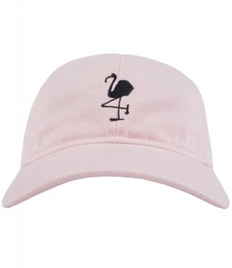 THE QUIET LIFE FLAMINGO STRAPBACK