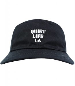 THE QUIET LIFE ZONE STRAPBACK