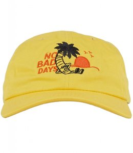 10.DEEP NO BAD DAYS STRAPBACK
