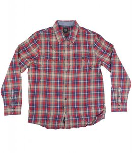 VANS SYCAMORE FLANNEL SHIRT