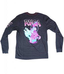 RVCA HOT ROD LONG SLEEVE TEE