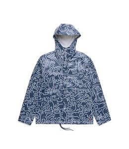 HERSCHEL SUPPLY CO. FORECAST HOODED COACH JACKET