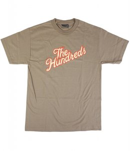 THE HUNDREDS WHEEL SLANT TEE