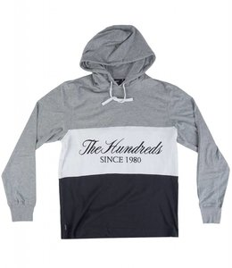 THE HUNDREDS ELLIS L/S HOODED SHIRT