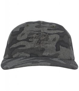 THE QUIET LIFE CAMO POLO HAT