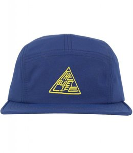 THE QUIET LIFE PYRAMID 5 PANEL CAMPER HAT