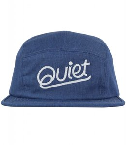 THE QUIET LIFE CHAIN STITCH 5 PANEL CAMPER HAT