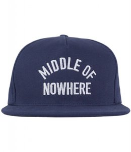 THE QUIET LIFE MIDDLE OF NOWHERE SNAPBACK