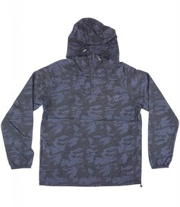 THE QUIET LIFE CAMO WINDY PULLOVER