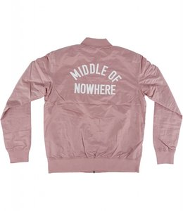 THE QUIET LIFE MIDDLE OF NOWHERE JACKET