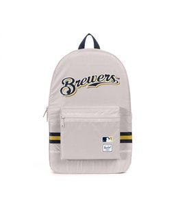 HERSCHEL SUPPLY CO. PACKABLE DAYPACK MLB MILWAUKEE BREWERS